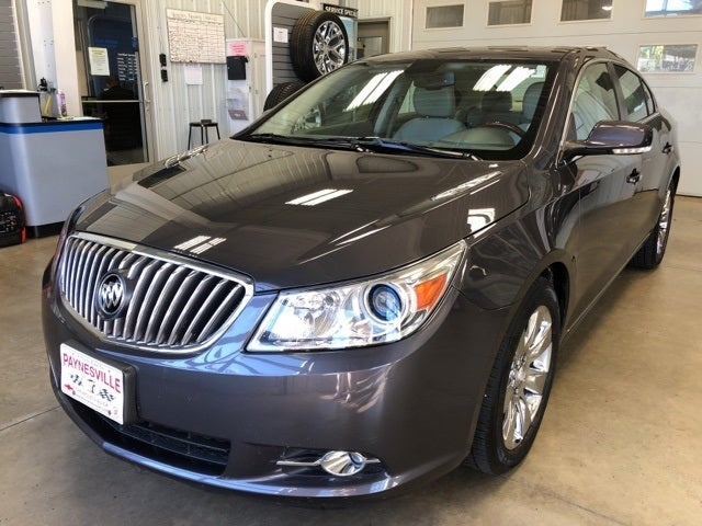 Used 2013 Buick LaCrosse Premium 2 with VIN 1G4GF5E30DF234490 for sale in Paynesville, Minnesota