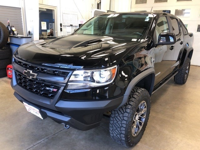 Used 2017 Chevrolet Colorado ZR2 with VIN 1GCGTEEN5H1304082 for sale in Paynesville, Minnesota