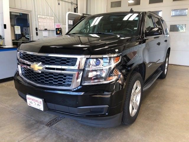 Used 2015 Chevrolet Tahoe LT with VIN 1GNSKBKC1FR566153 for sale in Paynesville, Minnesota