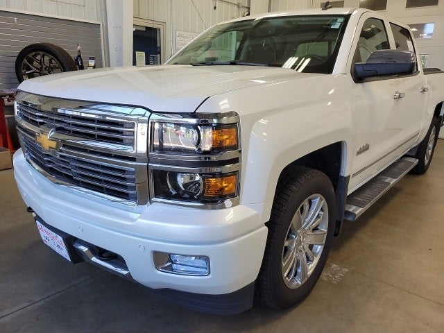 Used 2014 Chevrolet Silverado 1500 High Country with VIN 3GCUKTEC6EG342118 for sale in Paynesville, Minnesota